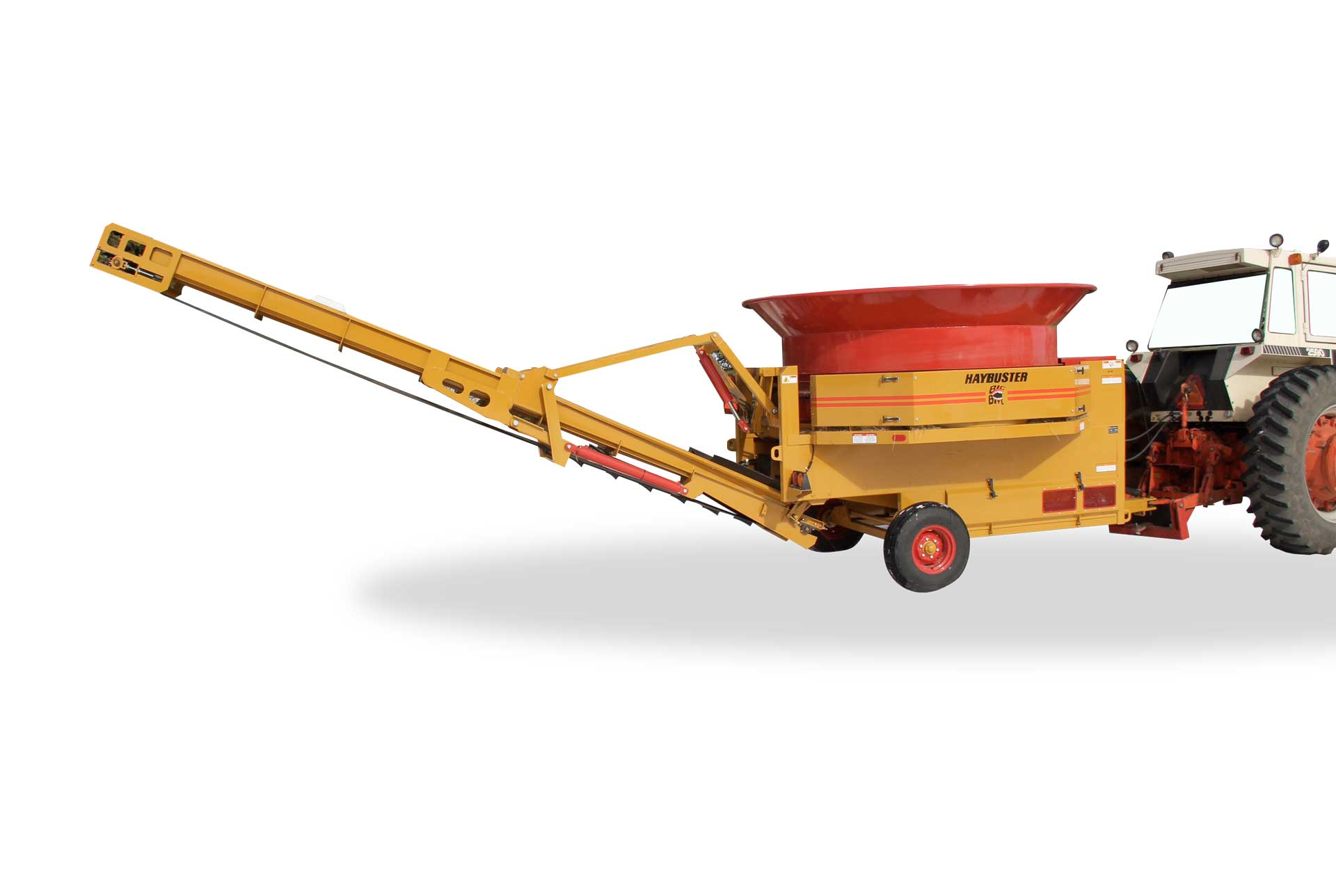 Haybuster H-1000 Moinho/Triturador de feno