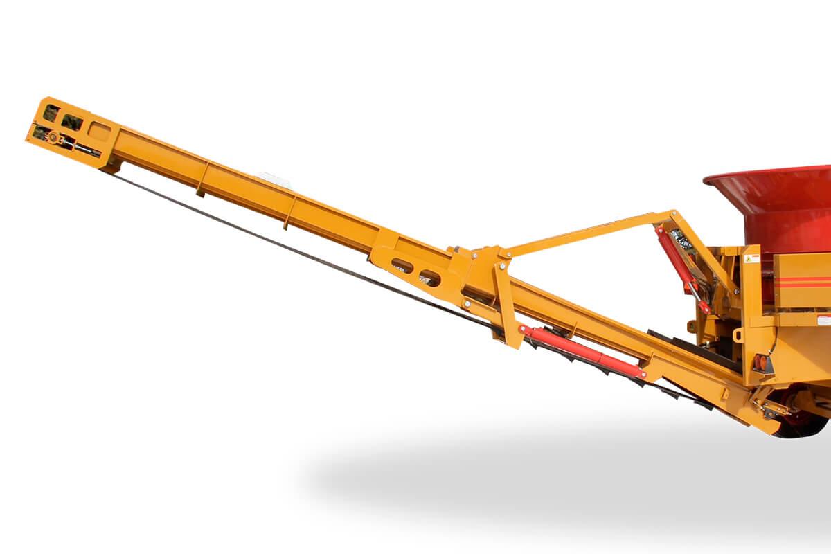 Haybuster H-1000 Correia transportadora