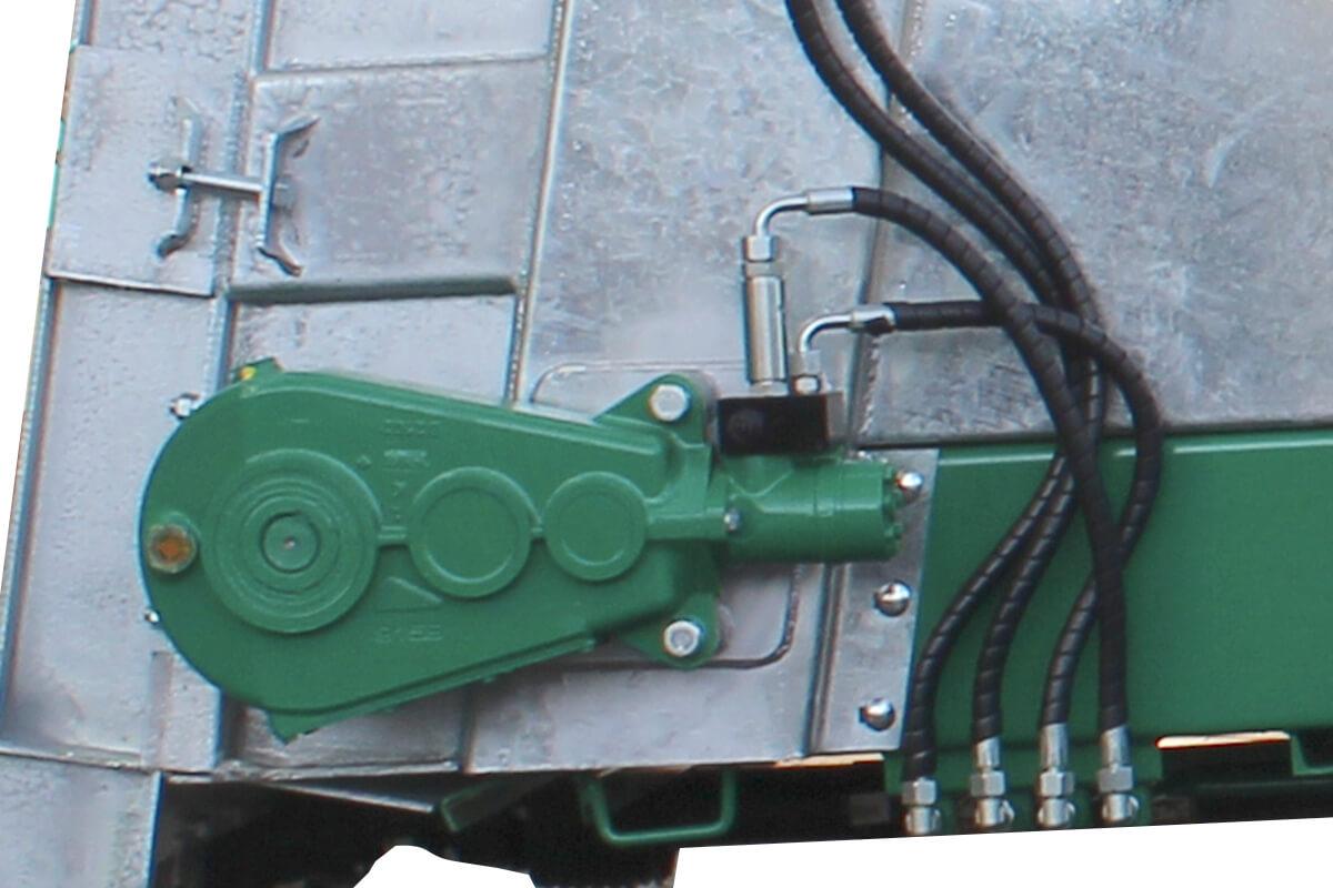 Lec Hydro Motor redutor hidráulico
