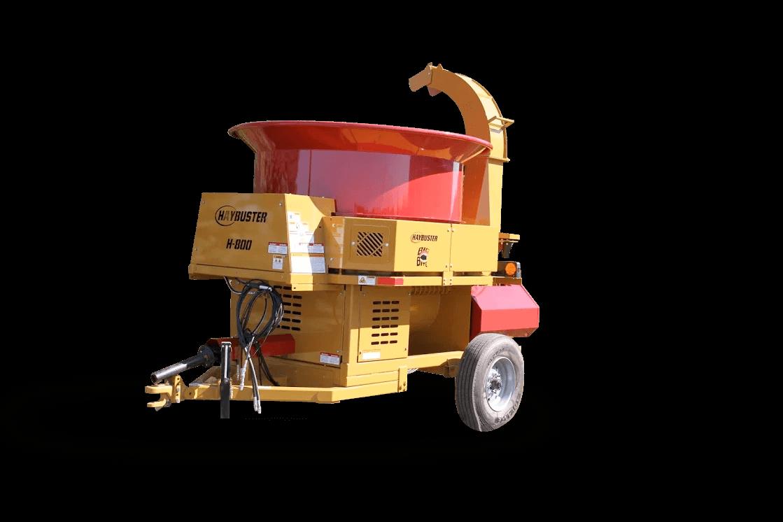 Haybuster H-800 Moinho/Triturador de feno